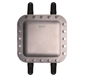 wireless access point enclosure for hazardous area Analynk