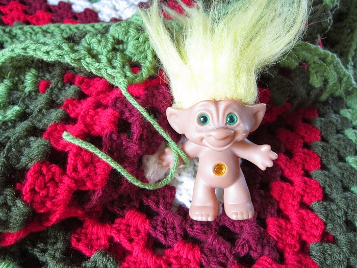 troll, The Troll, Crochet is the Way