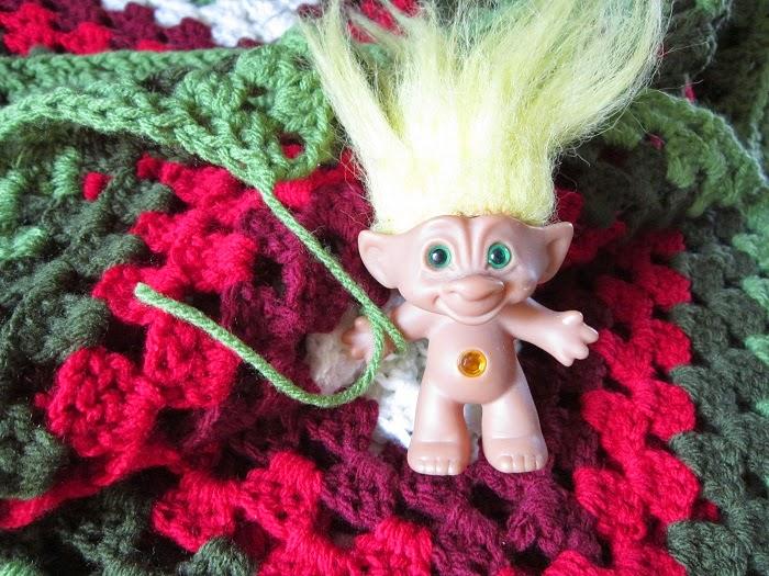 troll, The Troll, Crochet is the Way
