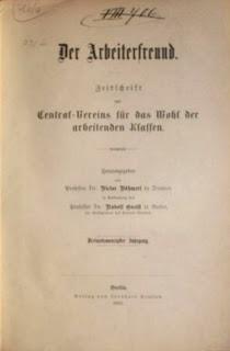 Der Arbeiterfreund. Jahrgang 1886