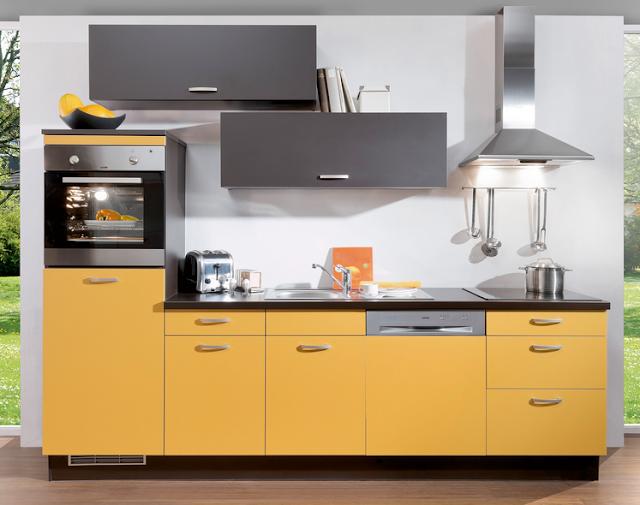 Küchenzeile 230 Cm
