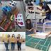 Estudantes confeccionam brinquedos para crianças com microcefalia