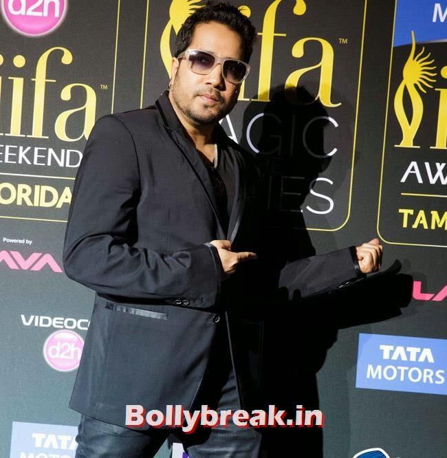 Mika Singh, IIFA Awards 2014 Pics