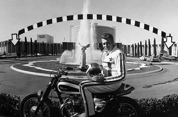 Murdercycles Evel Has Jumped The Shark: Shit That Rulez!: Evel Knievel Rules