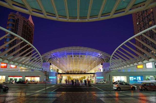 Informações do Shopping Vasco da Gama