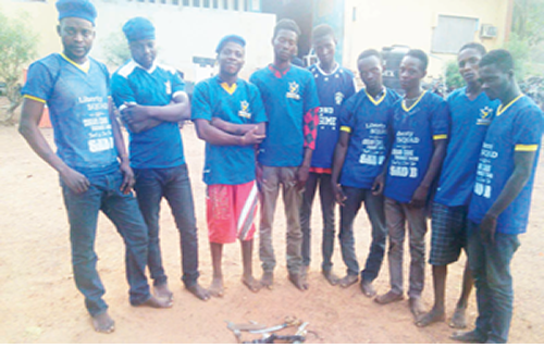 eiye confraternity arrested initiation