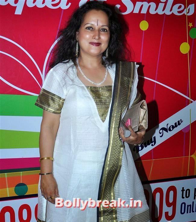 Himani Shivpuri, Ankhon Dekhi Movie Premiere Pics
