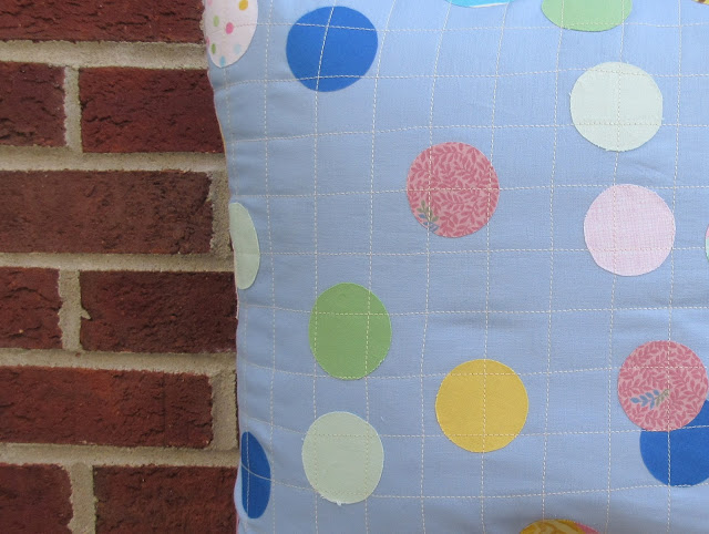 Confetti Pillow
