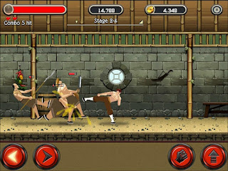 Download KungFu Quest The Jade Tower v1.9.6 Mod Apk