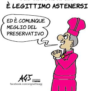 astensione, referendum, 17 aprile, vignetta, satira