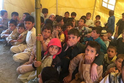 Afghanistan conflict: Over 132,000 displaced