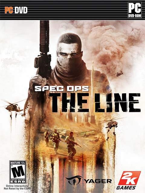 تحميل لعبة Spec Ops The Line مضغوطة بروابط مباشرة كاملة مجانا