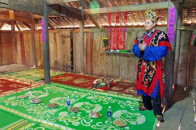 Giay ethnic people's New Year Festival in Ha Giang 1