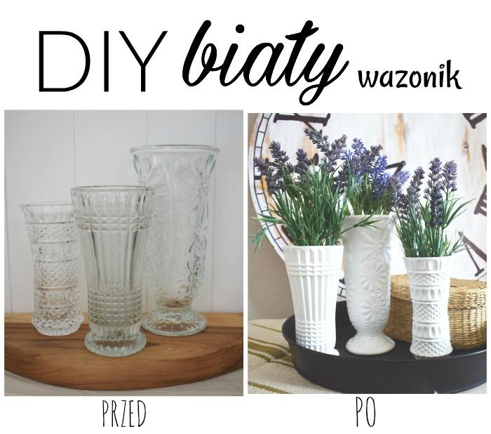 DIY - Metamorfoza starego wazonu