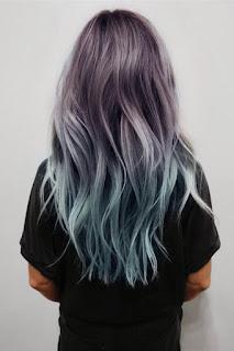 สีผมสำหรับผมยาว
