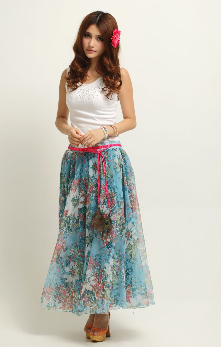 Stylish Summer Skirts For Women To Beat The Heat - Latest Fashion ...