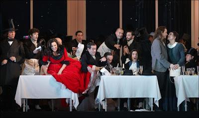 Ópera en el Teatro Real