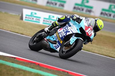 Zoek Racing's Sean Neary