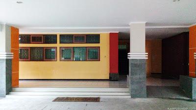 Gedung Penghubung FPP Undip