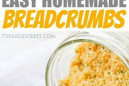 LOW CARB BREADCRUMBS