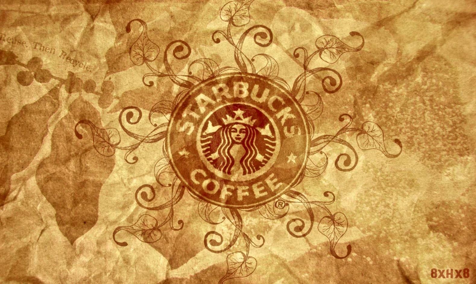 Starbucks Coffee Hd Desktop Wallpaper Wallpapers Quality