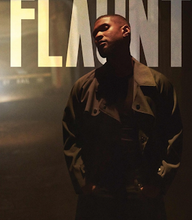 Usher covers Flaunt magazine. Talks about his career goals at this time. Details at JasonSantoro.com