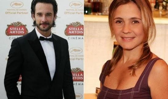 Rodrigo Santoro e Adriana Esteves