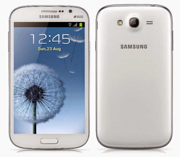 Spesifikasi Hp Samsung Galaxy Grand 2 - White