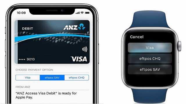 تسمح Apple Pay للمستخدمين في أستراليا بالتبديل بين Visa و eftpos على بطاقات الخصم المتوافقة