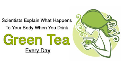 Drink Green Tea Every Day