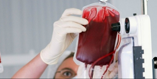 Proses tranfusi darah