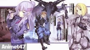 Ảnh trong phim Heavy Object 1