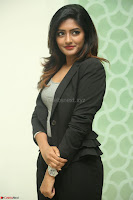 Actress Eesha Looks gorgeous in Blazer and T Shirt at Ami Tumi success meet ~  Exclusive 074.JPG