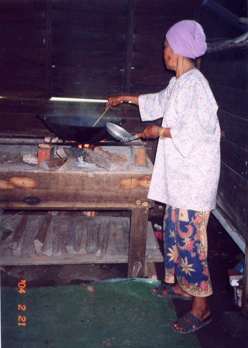 Ini Adalah Contoh Sebuah Dapur Yang Menggunakan Kayu Sebagai Bahan Pembakar Gambar Diambil Daripada Sini Kita Tak Ada La Kat Rumah Nenek
