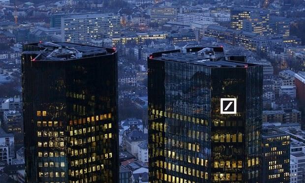 Deutsche Bank η νέα Lehman Brothers