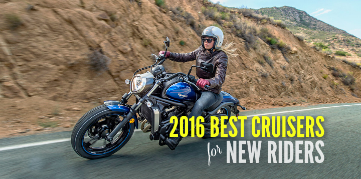 Best Beginner Cruiser Motorcycles - SoloMotoParts com