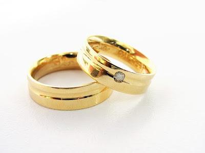 alliance mariage or blanc et jaune