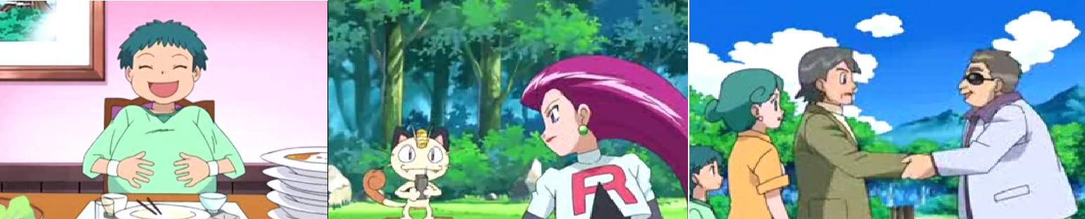 Pokemon Capitulo 46 Temporada 11 Si la Bufanda Te Queda, Pontela