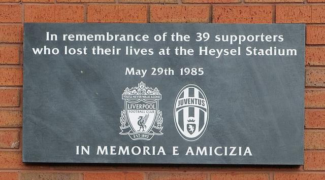 Liverpool Peringati 32 Tahun Tragedi Heysel