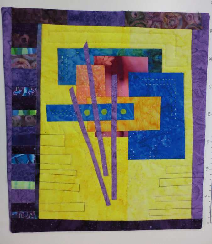 Quilt Whimsy: Friday Finishes