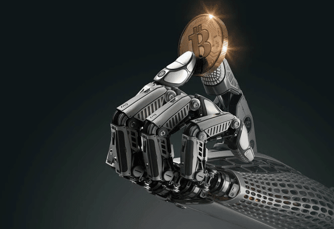 Проект недели Bitrobot