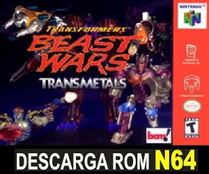 Descarga ROMs Nintendo 64
