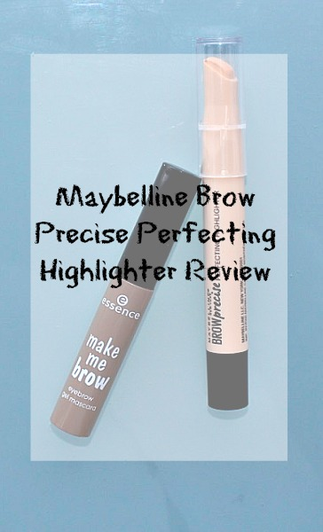 Maybelline Brow Precise Perfecting Highlighter