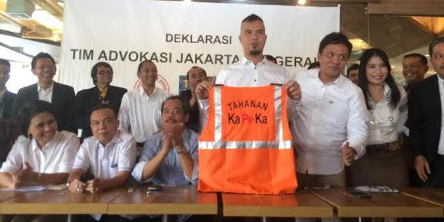 Nafsu Mengalahkan Ahok!! 213 Pengacara bersatu Hadang Basuki Tjahaja Purnama  di Pilgub DKI