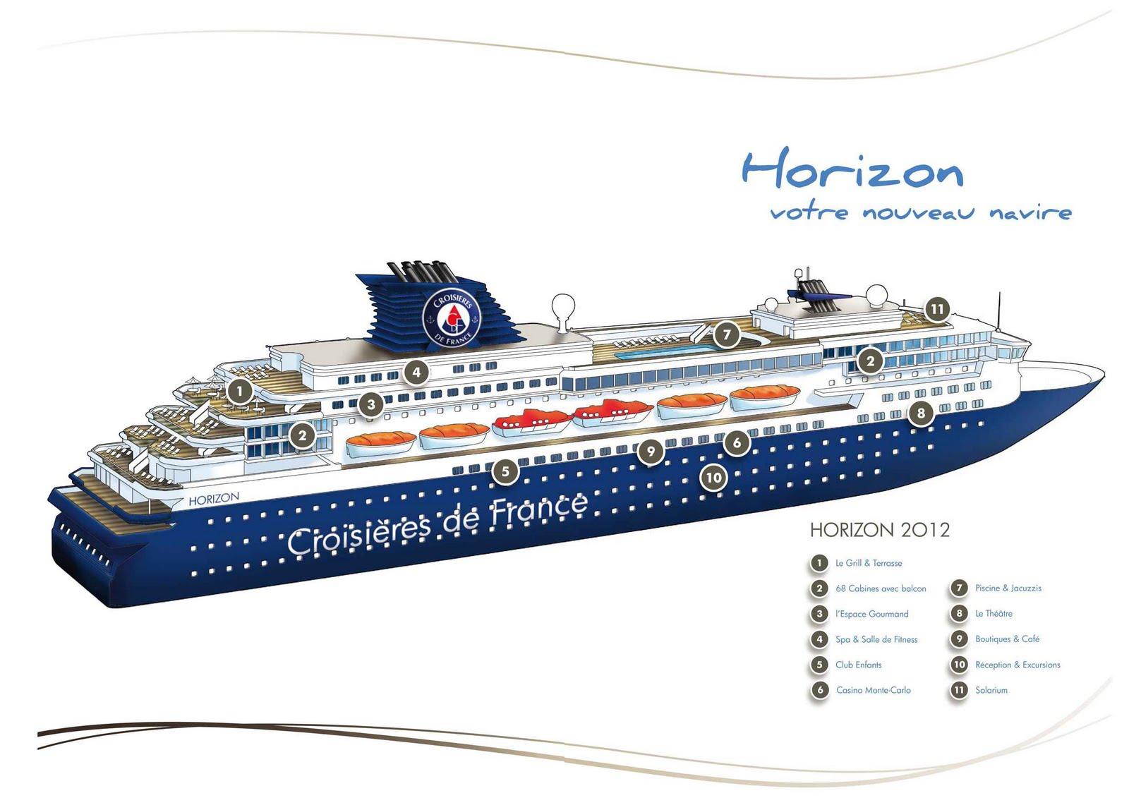 Blog Croisi 232 Res De France Horizon 2012 2013