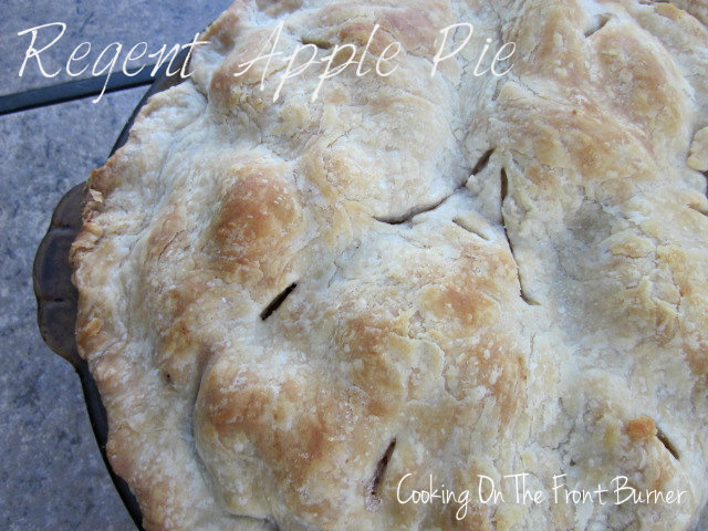 Regent Apple Pie