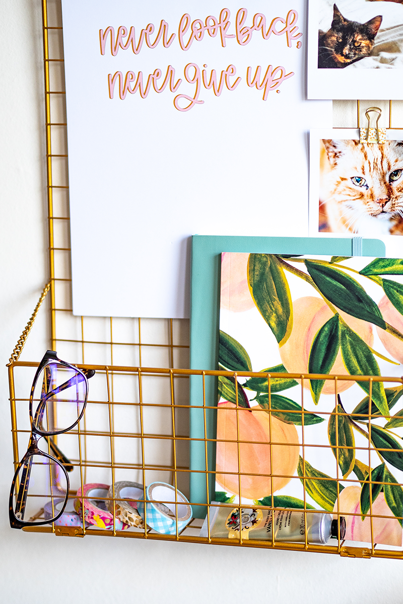 Inspiring Student Workspace Decor Inspiration Ideas | Colours and Carousels - Scottish Lifestyle, Beauty and Fashion blog