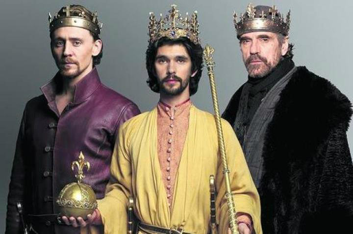 The Hollow Crown Bbc 4 Part Movie Series Richard Ii Henry Iv 1 2 Henry V