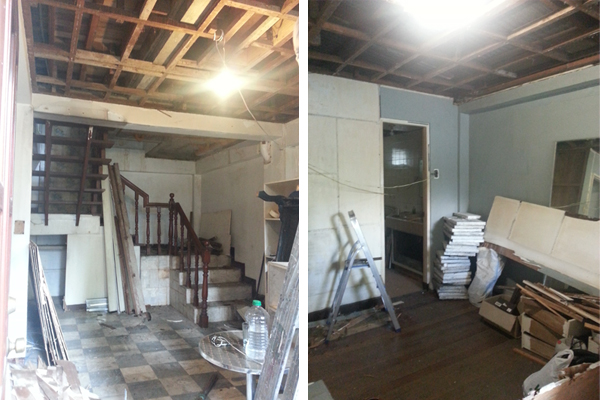 Tiny House Renovation Week 1 Plans For The