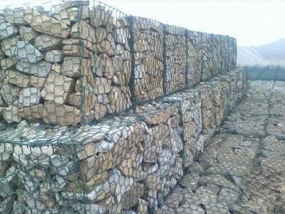 suplier bronjong gabion Indonesia